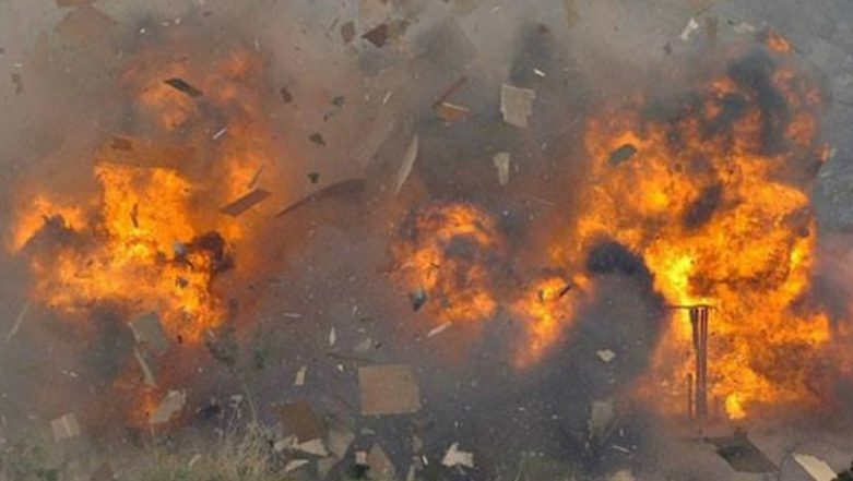 Blast in Thane: Explosion at Kashimira Road After Unidentified Man Throws Plastic Ball Filled With Explosives