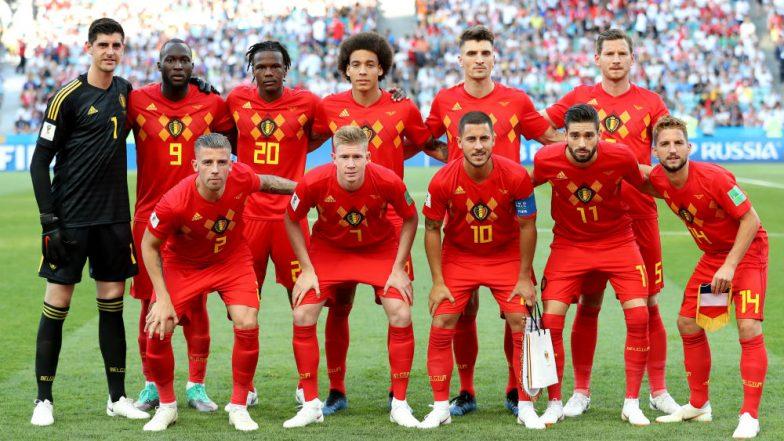 ef8eeaced Belgium vs Panama Match Result and Highlights  Belgium Ride on Romelu  Lukaku Brace to Blank. Belgium Team