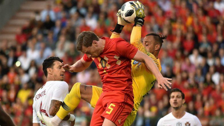 Portugal Vs Belgien