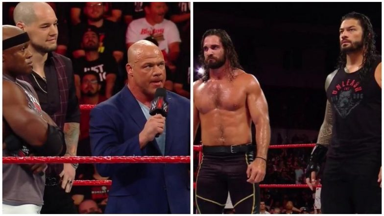 WWE Monday Night RAW Highlights: Dolph Ziggler Defends Intercontinental Championship Against Seth Rollins; Braun Strowman Teams Up With Kevin Owens