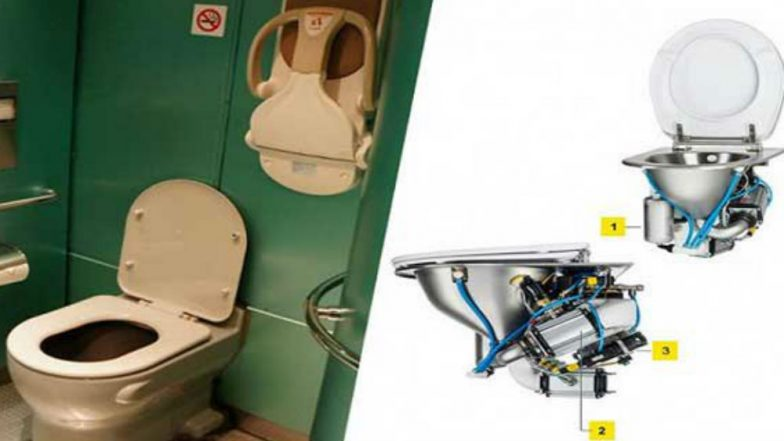 Image result for Indian Railways to get Airplane-like Vacuum Toilets and more...