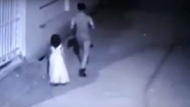 Six-Year-Old Girl Raped in Gwalior! Madhya Pradesh Police Nabs Suspect With The Help Of CCTV Video