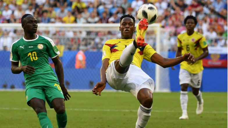 Senegal vs Colombia Match Result and Video Highlights: Senegal Knocked-Out As Colombia Qualify for Pre-Quarterfinals of 2018 FIFA World Cup