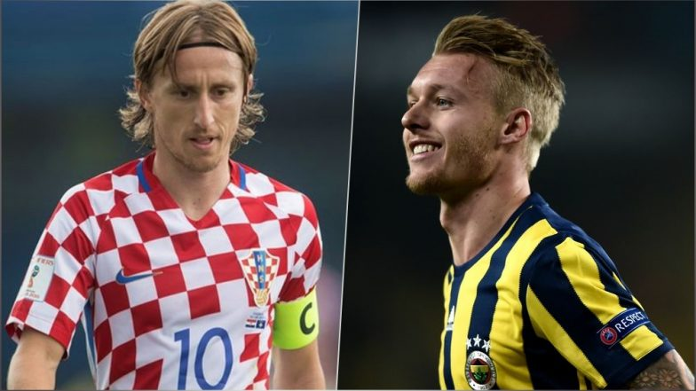 Croatia vs Denmark, 2018 FIFA World Cup Round of 16 Match 4 Preview: Start Time, Probable Lineup and Knockout Match Prediction