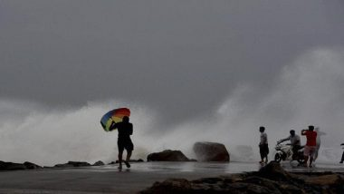 Cyclone Vayu: Odisha offers help to Gujarat As 'Very Severe Cyclonic Storm' Will Make Landfall on Thursday