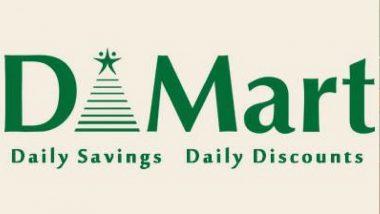 D-Mart Owner Avenue Supermarts' Market Capitalisation Crosses Rs 1 Lakh Crore
