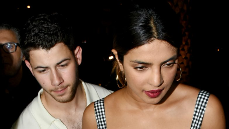 Priyanka Chopra Gives Boyfriend Nick Jonas A Taste of Mumbai As They Go On A Romantic Date - View Pics and Watch Video!