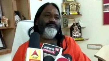 Rape Case Against Daati Maharaj: Saket Court Takes Cognisance of Chargesheet Filed by Delhi Crime Branch