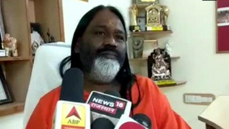 Daati Maharaj Rape Case: Self-styled Godman Says Complainant 'Was Like a Daughter'