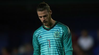 David de Gea Shows off his Skills in his Latest Instagram Clip Ahead of Sweden vs Spain, Euro 2020 Qualifier (Watch Video)