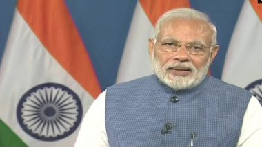 PM Narendra Modi Speaks on the Success of Digital India Via NaMo App
