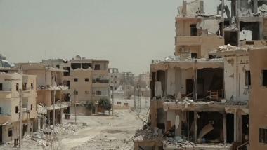 Amnesty International: U.S.-led Coalition Airstrikes Decimated Raqqa, Syria; Strikes Could Amount To War-Crimes