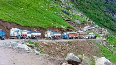 Leh Administration Issues Order Regarding Unlock 2.0, Permits Private And Commercial Vehicles to Ply on All Days