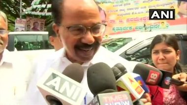 Don't Use Lord Ram With Bow and Arrow Image for Temple Promotion: Congress Leader M Veerappa Moily