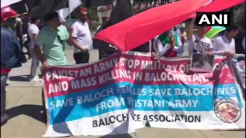 Protest Held Across Balochistan Demading Immediate Release of Baloch People Abducted by ISI and Pakistan Army