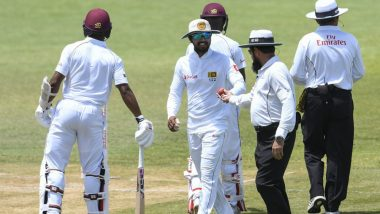Dinesh Chandimal Charged for Breaching Level 2.2.9 of the ICC Code of Conduct, Sri Lankan Captain in Trouble for Ball Tempering