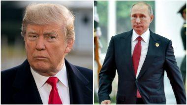 Russian President Vladimir Putin Calls Donald Trump 'Colourful Individual'