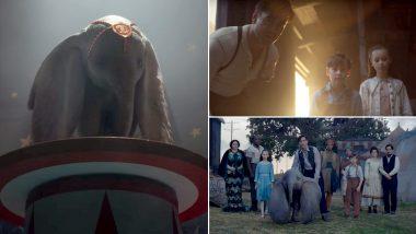 Dumbo Teaser Trailer: Tim Burton's Eye for Visual Flair Makes The Tale of Disney's Lovable Big-Eared Elephant Appealing