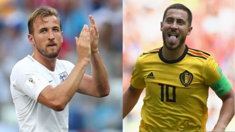 England vs Belgium, 2018 FIFA World Cup Group G Match Preview: Start Time, Probable Lineup and Match Prediction