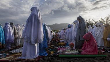 Eid 2018 Moon Sighted in Libya, Egypt, Tunisia, Morocco, Algeria & Other Maghreb Nations; Eid al-Fitr to be Celebrated in North Africa Tomorrow