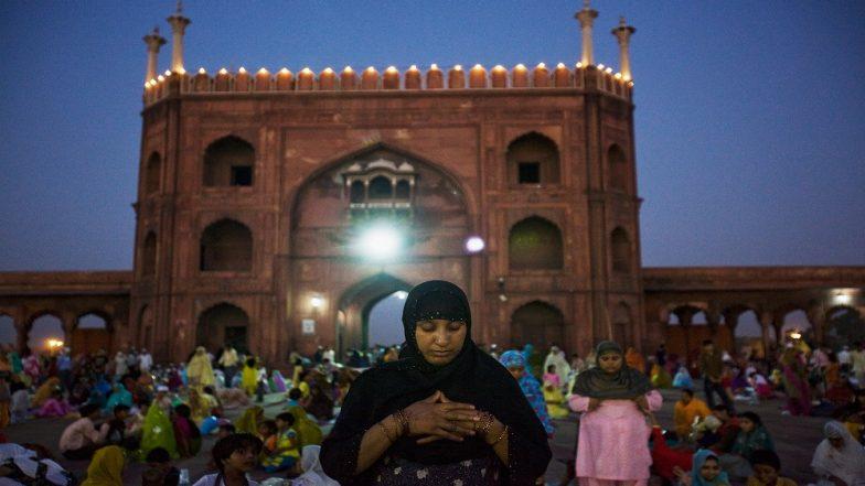 Eid ul-Fitr Moon Sighting in India 2018 Live Streaming: Watch Live News Updates on 'Eid Ka Chand' Here in Urdu