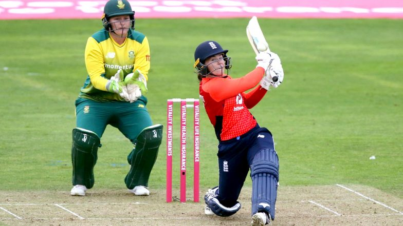 Women's T20: South Africa Give Away More Than 400 in One Day