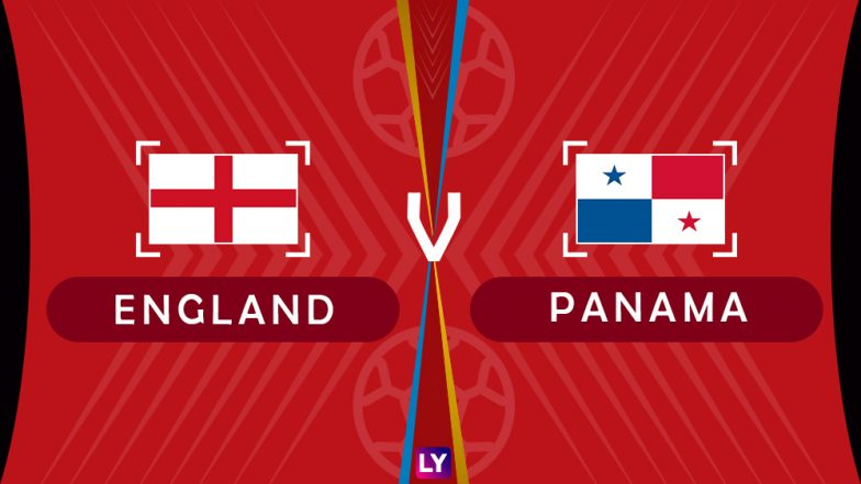 England vs Panama Live Streaming of Group G Football Match: Get Telecast & Free Online Stream Details in India for 2018 FIFA World Cup
