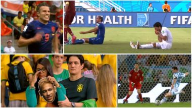 FIFA World Cup 2018 Countdown, 1 Day to Go: 'What Made Brazil So 2014?' Video Highlights Best Moments of 2014 WC!