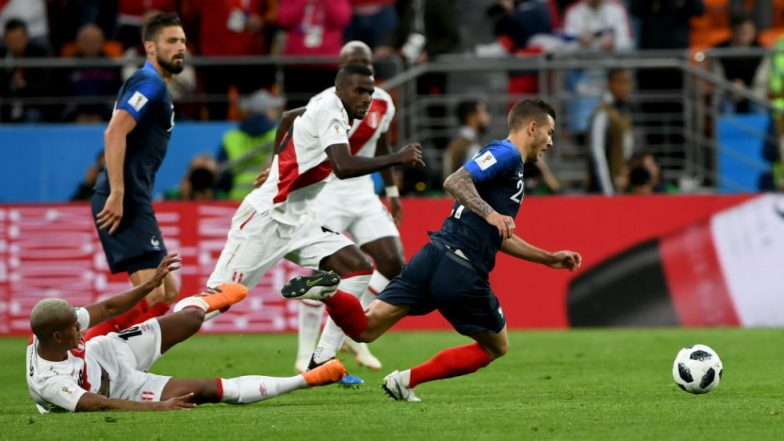 France vs Peru Match Result and Highlights: France Beat Peru 1-0 to Enter 2018 FIFA World Cup Pre-Quarters