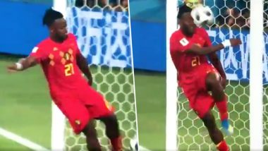 2018 FIFA World Cup Video Diaries: Belgium Football Star Michy Batshuayi's Epic Goal Celebration Is Too Hilarious to Be Missed!