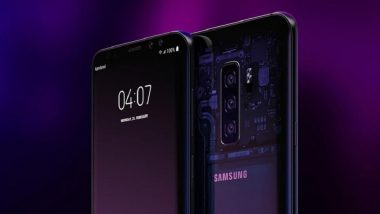 Samsung Galaxy S10 Flagship Smartphone Might Get 'Bright Night' Mode & Slimmest Bezels - Report