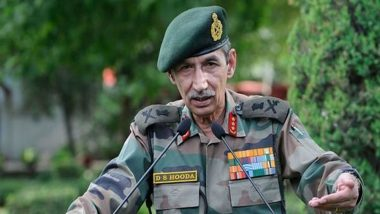 'AFSPA Must be Reviewed': Surgical Strikes Hero Lt Gen DS Hooda Endorses Congress Manifesto Promise