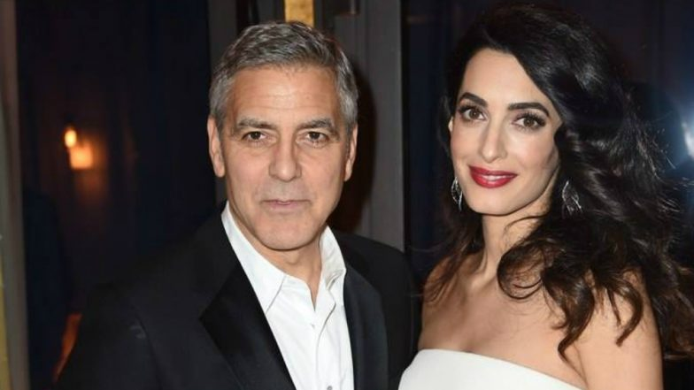 George, Amal Clooney Donate USD 100,000 to Help Migrant Children Separated From Families