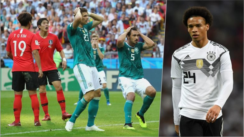 Germany Out Of 2018 Fifa World Cup No Leroy Sane To Mesut Ozil Sami