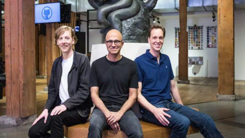 Microsoft Acquires GitHub for $7.5 Billion to Solidify Developer Community