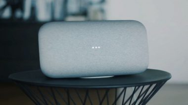 Google Working on Display Equipped Smart Speakers: To Rival Amazon Echo Show
