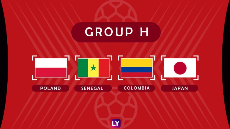 Colombia face Japan, Poland to meet Senegal — FIFA WC