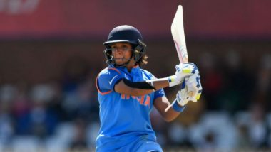 Harmanpreet Kaur on Her 51 Ball 103 Against NZ in Women's WT20 2018: Hitting Sixes Are 'My Way of Battling Stomach Cramps'