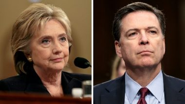U.S. DOJ Watchdog: James Comey Made Serious Error In Judgement In Clinton Email Probe But Did Not Act With Bias