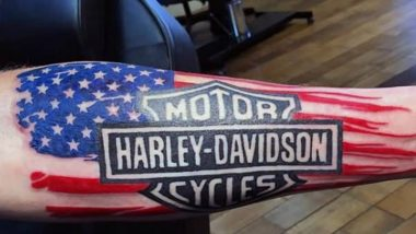 Donald Trump Accuses Harley-Davidson of Surrendering to EU's Tariffs