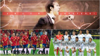How to Pronounce Julen Lopetegui? Trends on Google After Spain Sacks Coach for Accepting Real Madrid Manager Job Ahead of 2018 FIFA World Cup