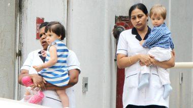 Karan Johar's Babies, Roohi and Yash, Are Twinning, Quite Literally!- See Pics