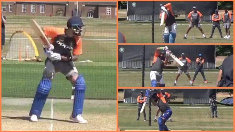 India vs Ireland 1st T20I 2018: Virat Kohli and Co Go Through 'Intense' Batting Session, Watch Video