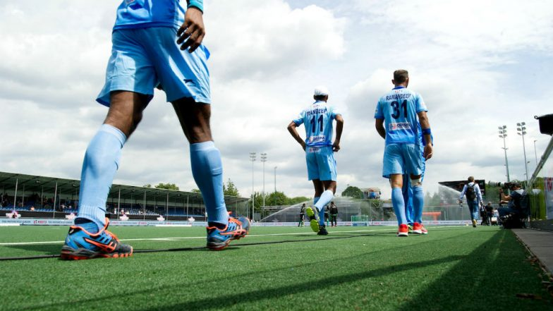 India Enter Hockey Champions Trophy 2018 Final Following 1-1 Draw Against Netherlands