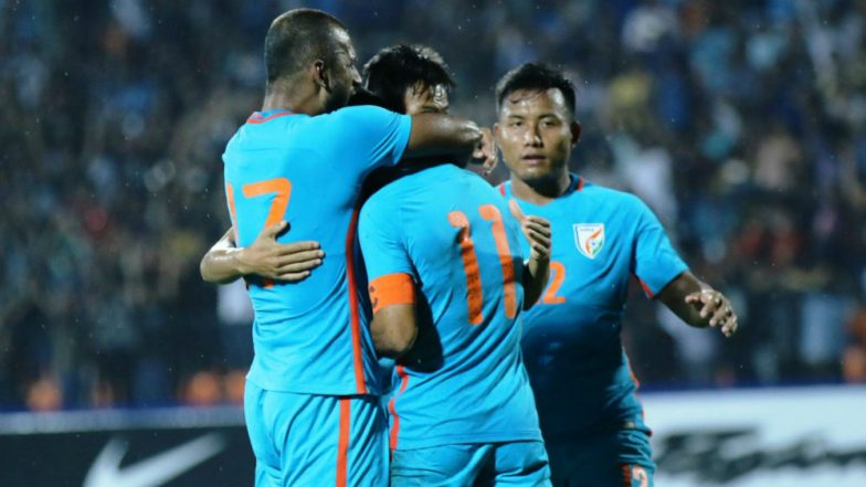 Indian Football Team to Face China in a Friendly in October