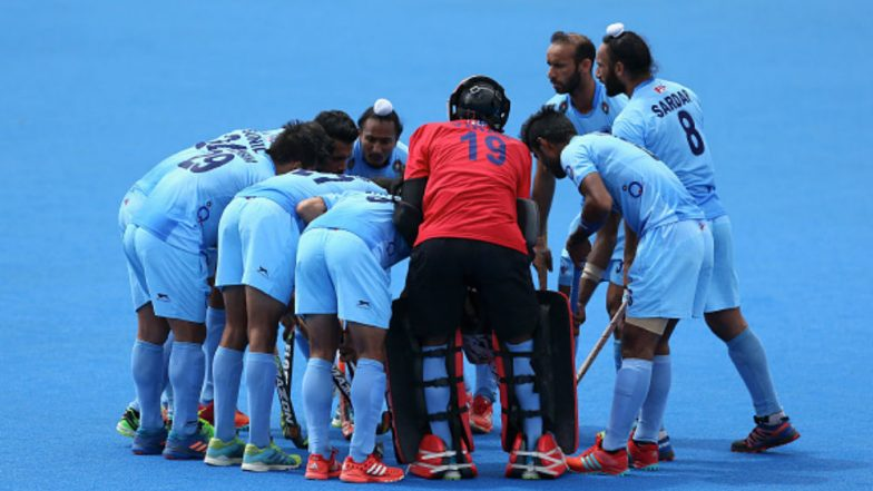 India vs Pakistan Live Streaming of Hockey Match: Get Telecast & Free Online Stream Details of IND vs PAK Hockey Champions Trophy 2018 Contest