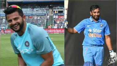 India's Squad for ODIs Against England, 2018: Suresh Raina Replaces 'Unfit' Ambati Rayudu in 50-Over Format