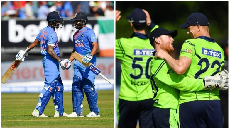 India vs Ireland 2nd T20I 2018 Live Cricket Streaming: Get Live Cricket Score, Watch Free Telecast of IND vs IRE T20 Match on TV & Online