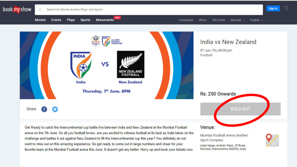 Sunil Chhetri's Thanks Fans With a Heartfelt Message on