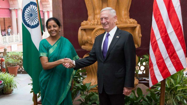 India-US Relations: Sushma Swaraj and Nirmala Sitharaman to Visit Washington for Strategic 2+2 Dialogue